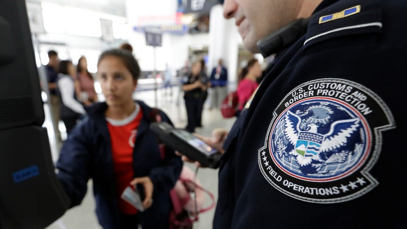 Customs and Border Protection Tells Congress It's Totally Legal to Use Face Recognition on Americans