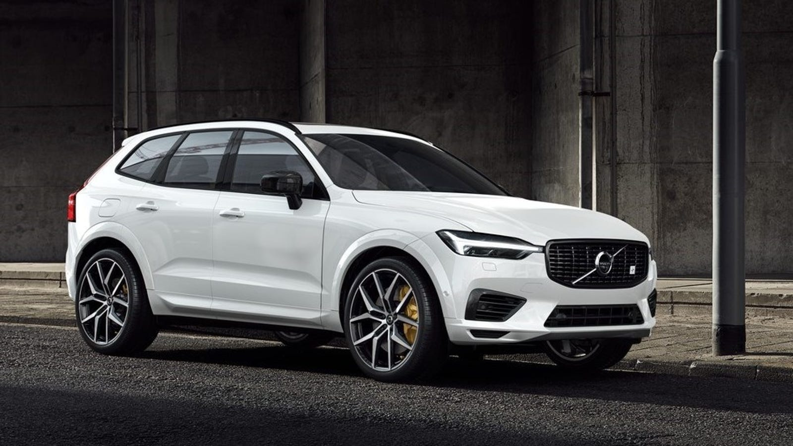 the 2020 volvo xc60 and v60 polestar engineered wield 415 hp of plug