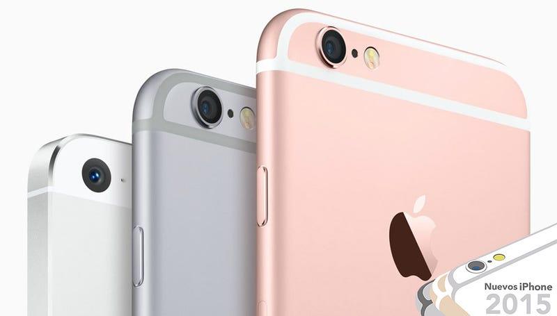 Illustration for article titled Todo lo que presentó Apple en el evento del iPhone 6s