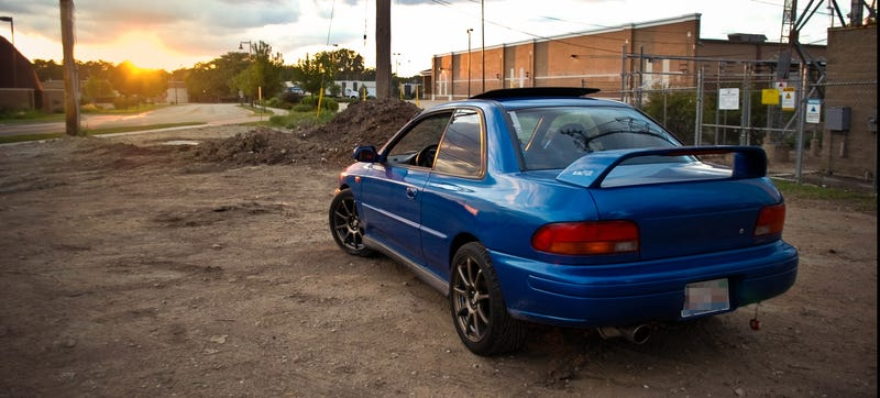 Five Reasons You Need To Buy A Subaru Impreza 2.5 RS Right Now