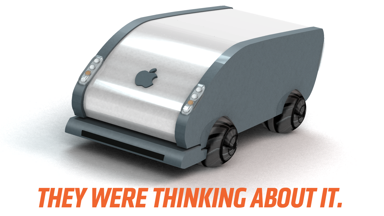 Apple Wanted To Replace Cars Wheels With Balls