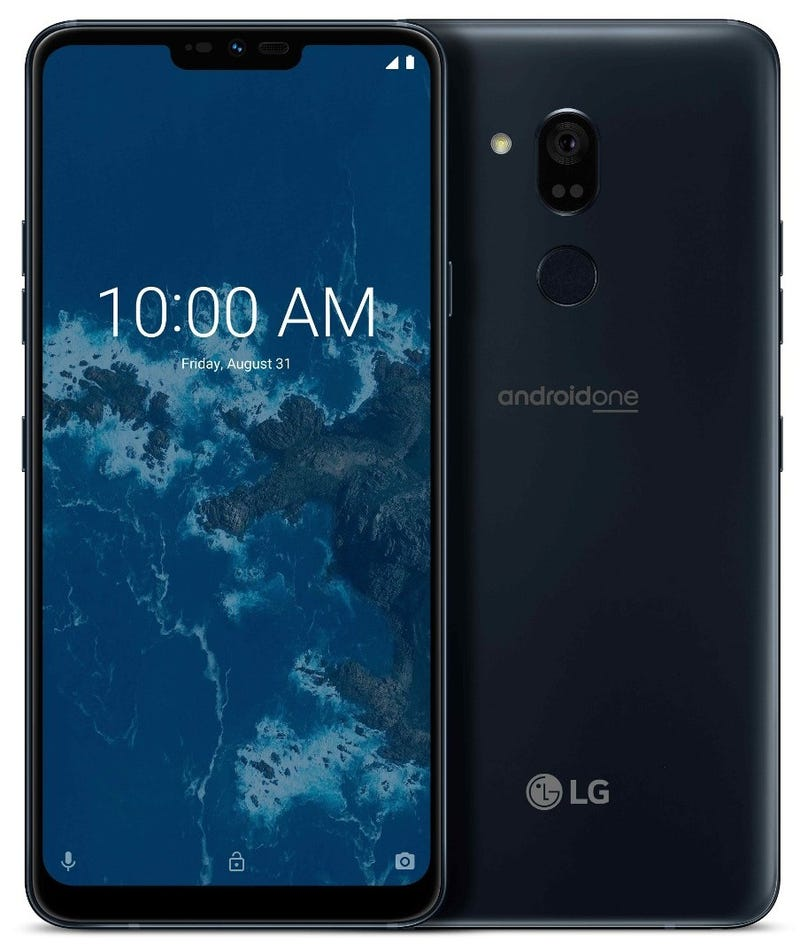 Illustration for article titled The LG G7 One is just the sort of phone I would buy if I didn't just buy a phone