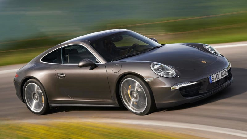 Illustration for article titled 2013 Porsche 911 Carrera 4S: If You Absolutely Think You Need It