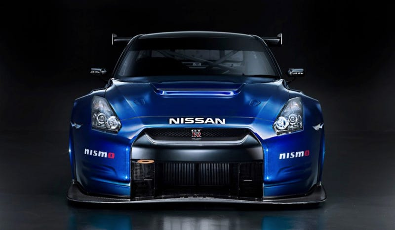 Illustration for article titled The Nismo Nissan GT-R Is Coming