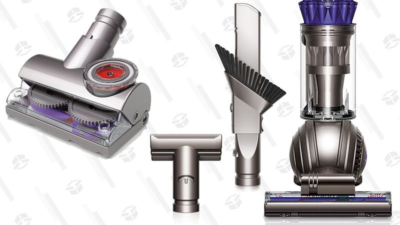 Refurb Dyson Ball Animal Upright Vacuum | $185 | Amazon