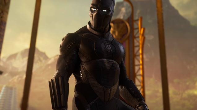 Marvel s Avengers  Black Panther DLC Will Show Us a New Kind of Wakandan Power Struggle