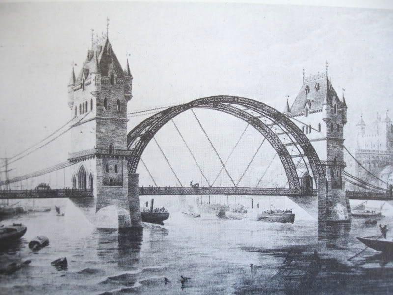 Illustration for article titled Grandes diseños arquitectónicos que nunca llegaron a construirse