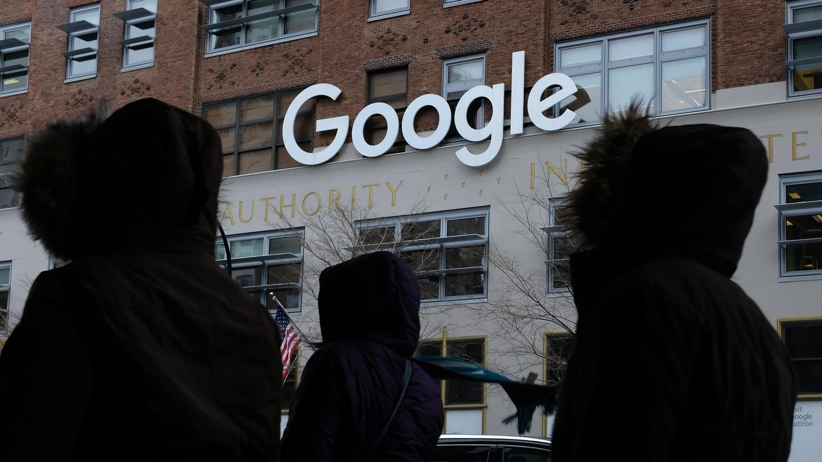 Ex-Google Employee's Memo Says Executives Shut Down Pro-Diversity Discussions