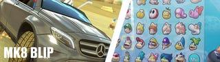 Illustration for article titled MK8 Blip: Where'd the DLC go?