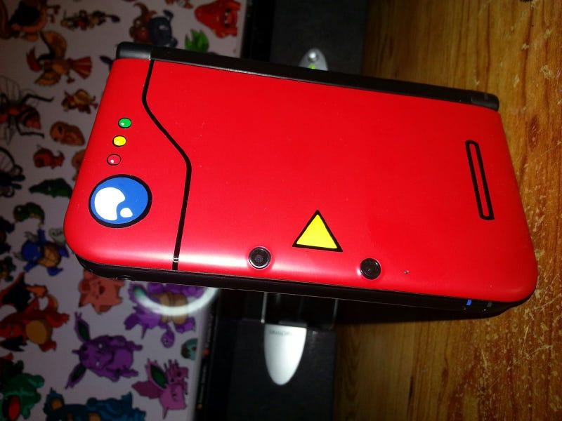 Illustration for article titled Now We Can All Pretend Our 3DS Is A Pokédex