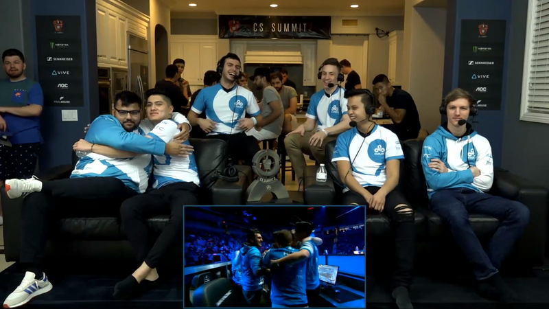 Illustration for article titled Cloud9 Talk Over Their Boston Counter-Strike Major Win