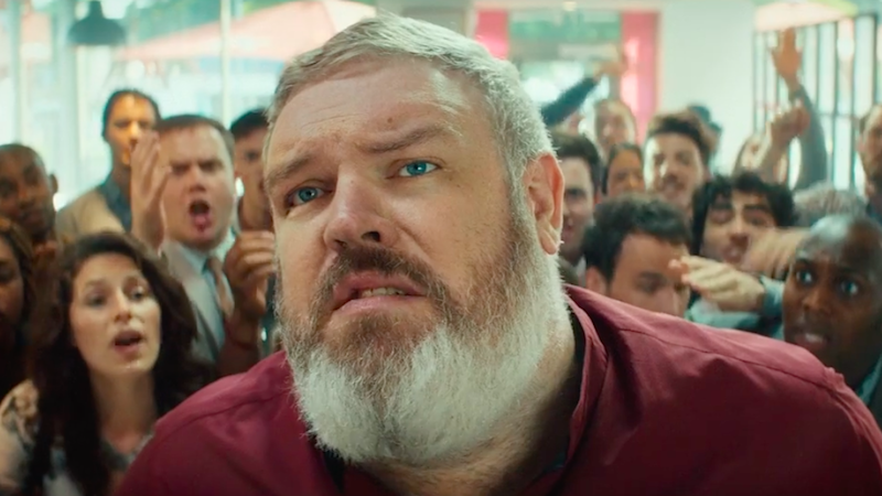 Kristian Nairn Channels Hodor In Fun KFC Commercial