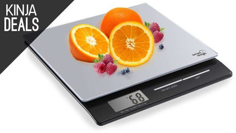 Illustration for article titled This $20 Scale Will Look Great in Any Kitchen