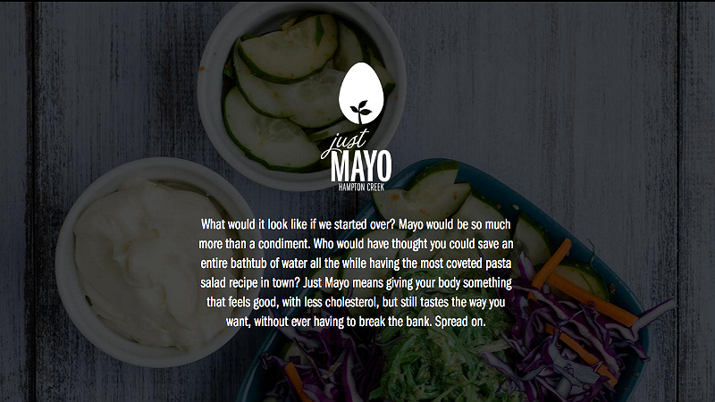 Illustration for article titled Just Mayo, Just Mayo