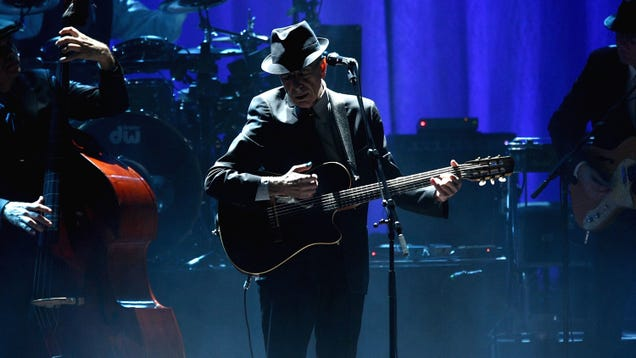 3 years after his death, Leonard Cohen has a new album coming out