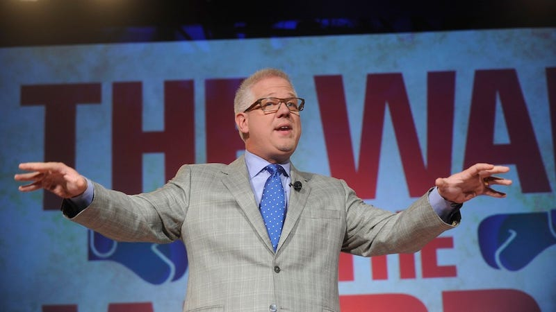 Illustration for article titled God Planning to Use Magic to Help Romney Win Election, Says Glenn Beck