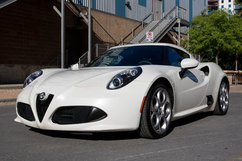 the alfa romeo 4c shames every other sports car on the market. Black Bedroom Furniture Sets. Home Design Ideas