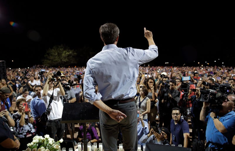 To Curb Hate Speech Online, Beto O'Rourke Says Hold the Platforms Hosting That Shit Responsible