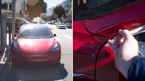 Here's a Close Look at a Brand New Tesla Model 3's Quality Issues