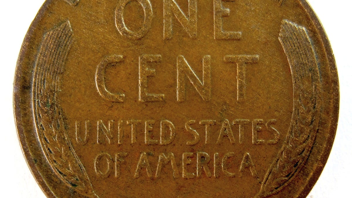 Thoughts for Your Penny: The One-Cent Piece Is Worth a