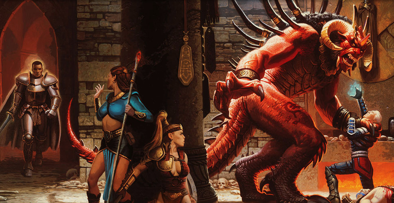 Illustration for article titled Fan Project To Remake Diablo II Using StarCraft II Is Now Playable