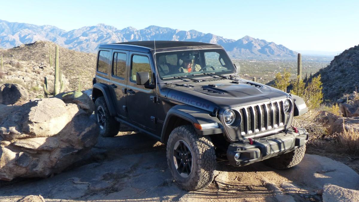 The 2018 Jeep Wrangler Didnt Get Soft It Got Much Better Clutch Installation