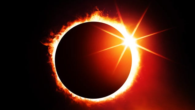 How to See the 'Ring of Fire' Solar Eclipse This Weekend