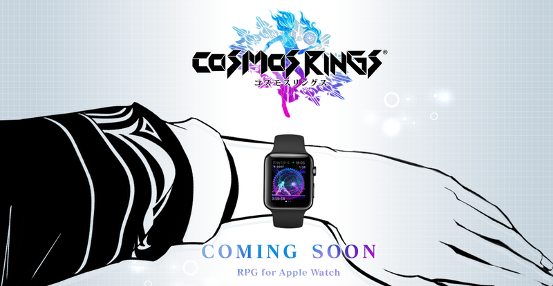 Square Enix Announces World's First Apple Watch-Exclusive RPG With