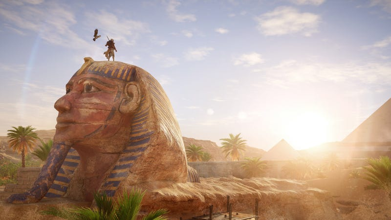 Illustration for article titled Three Rules The Makers Of Assassin's Creed Origins Used To Design Quests