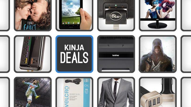 Illustration for article titled The Best Deals for September 15, 2014