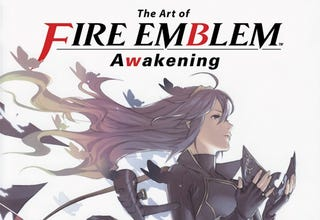 Illustration for article titled The Art of Fire Emblem: Awakening is coming in English