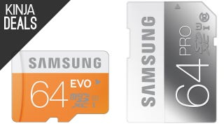 Stock up on Cheap Samsung SD and MicroSD Cards