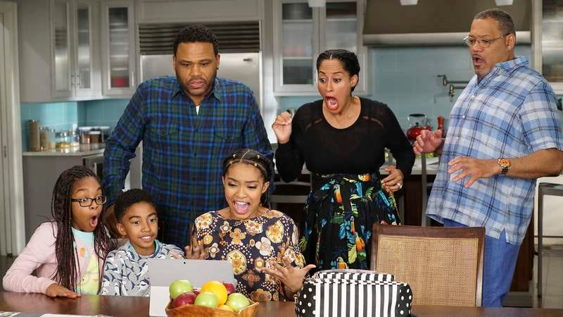Illustration for article titled A double dose of Black-ish focuses on the family