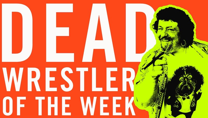 Illustration for article titled Dead Wrestler Of The Week: Captain Lou Albano