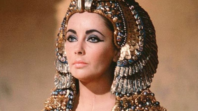 Illustration for article titled NBC buys Cleopatra TV series in fit of nihilistic pique