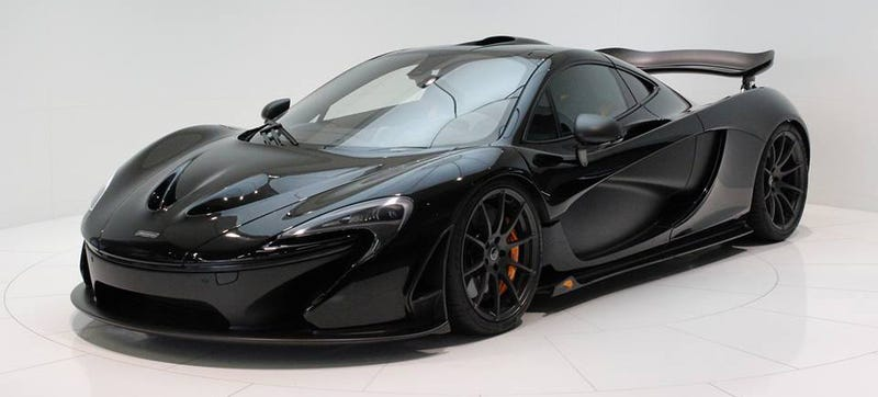 Illustration for article titled The First McLaren P1 In New Zealand Is Full Of Kiwis