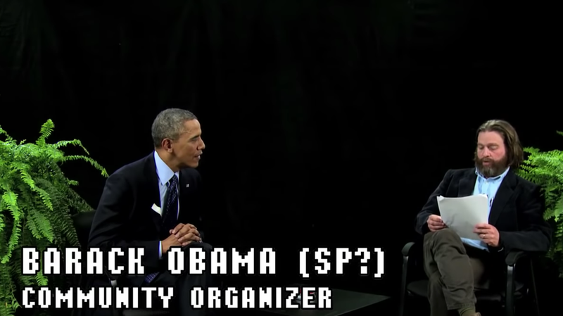 Illustration for article titled Between Two Ferns is somehow becoming a Netflix movie