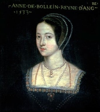 Illustration for article titled Unlikely Feminist Role Models: Issue 2: Anne Boleyn