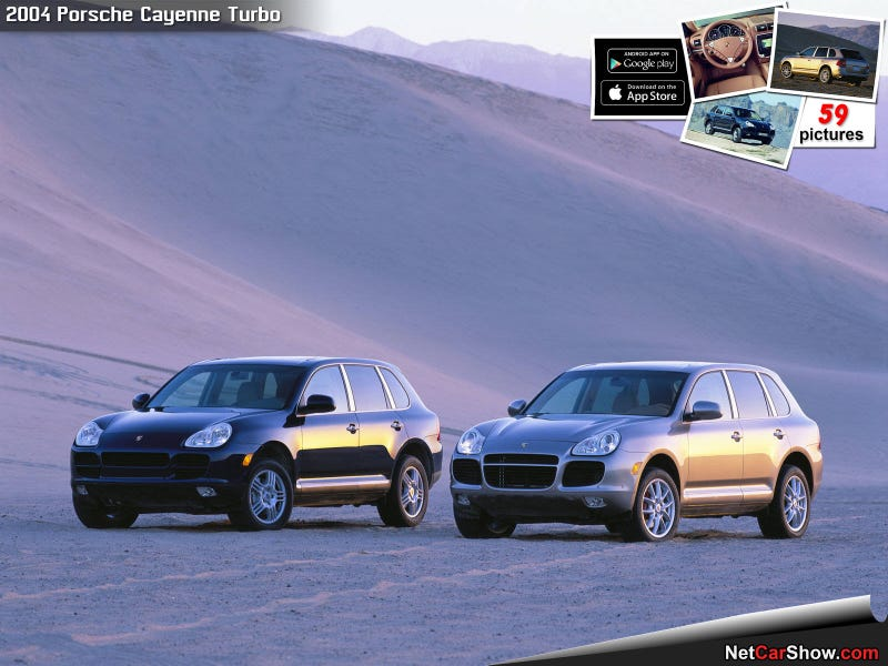 Illustration for article titled I want a Cayenne Turbo