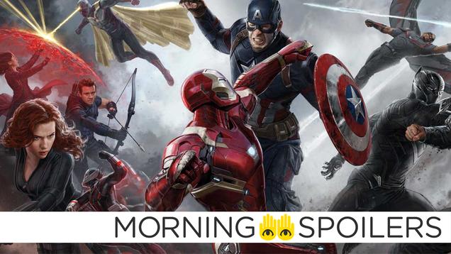 avengers infinity war set photos tease romance among earth s mightiest heroes