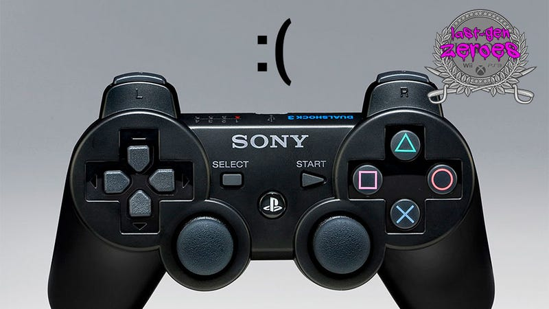 Illustration for article titled Come On Guys. The DualShock 3 Sucked.