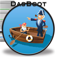 Illustration for article titled Download of the Day: DasBoot (Mac)
