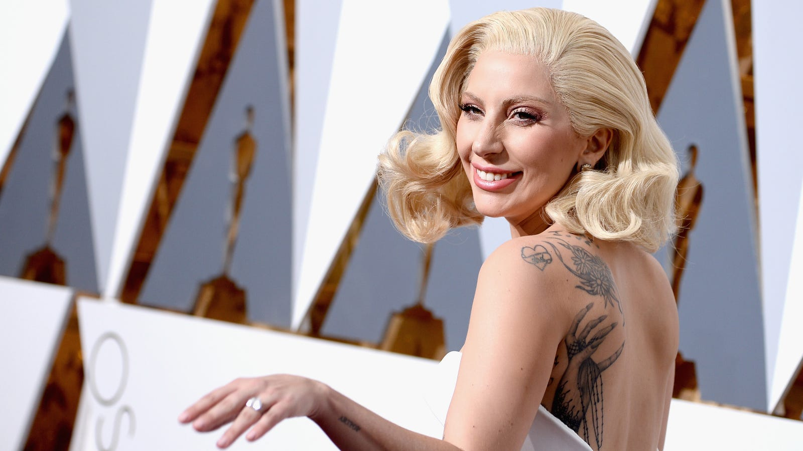 Move over 'Joanne', Lady Gaga says her next album's called... 'Adele'