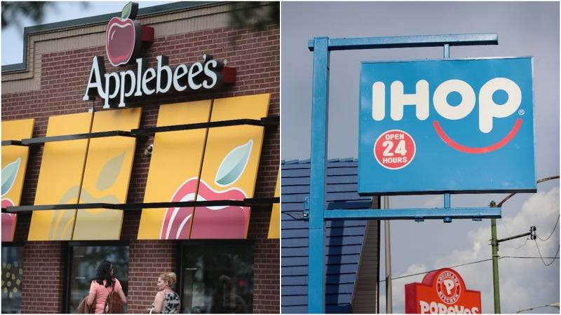 Illustration for article titled World's only combo Applebee's-IHOP misses its chance at a perfect name mash-up