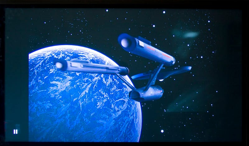 Illustration for article titled Star Trek Season 1 on Blu-ray is the Best Way to Watch