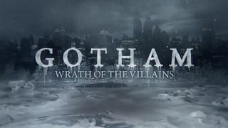 "Illustration for article titled Gotham Season 2 Episode 18 - ""Wrath of the Villains:Pinewood"""