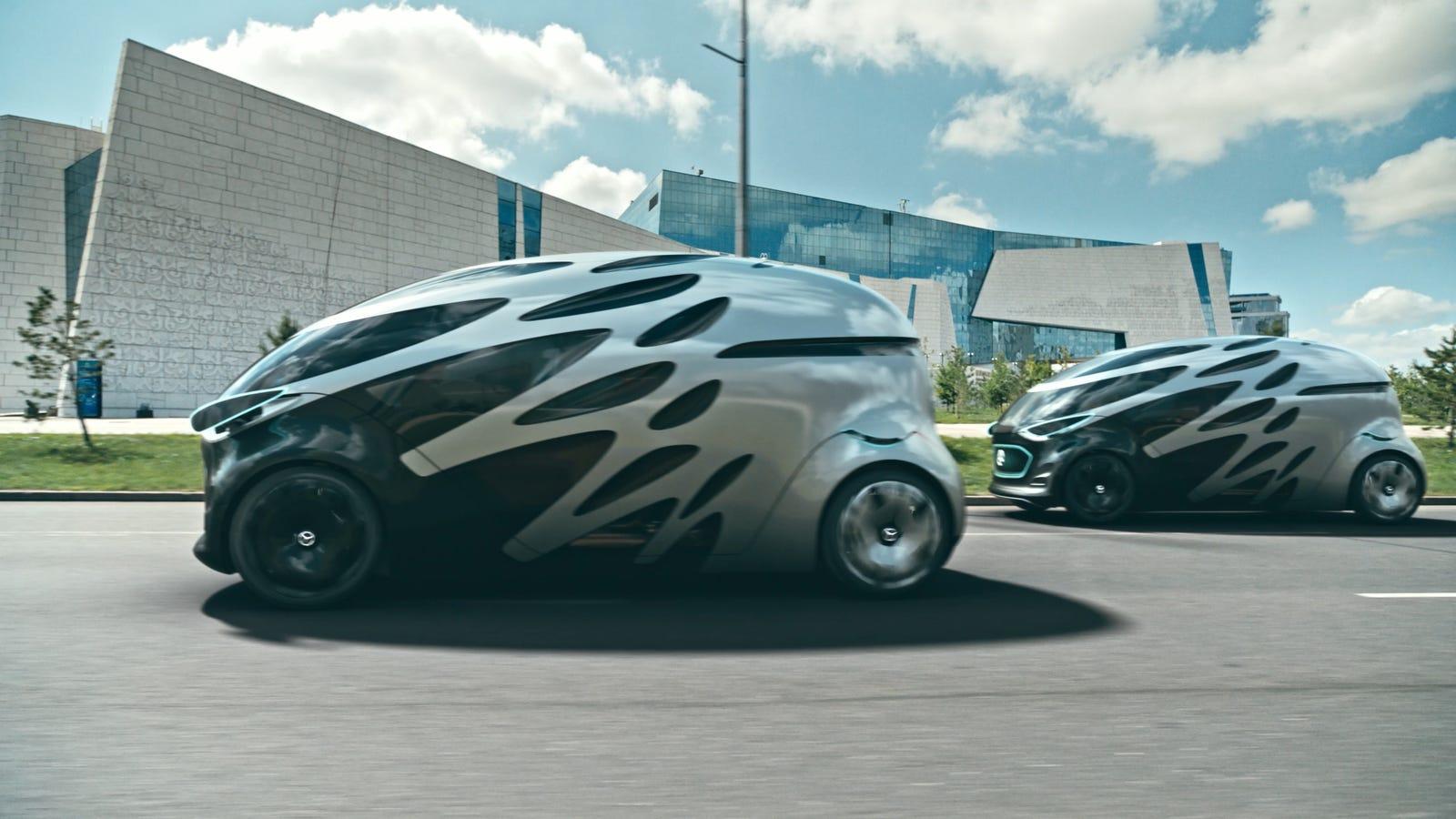 Cars Are the Future