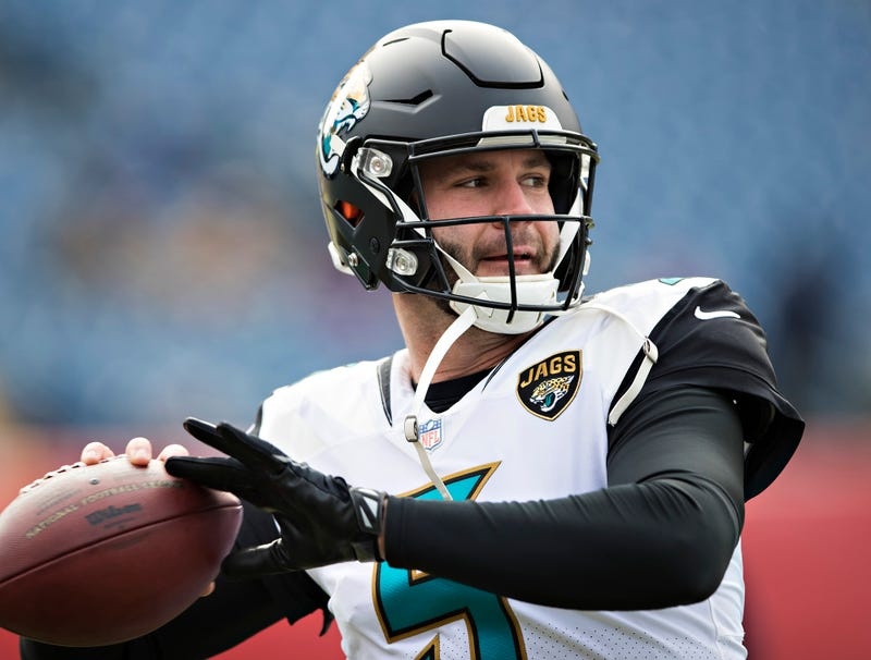 Illustration for article titled Blake Bortles Out To Prove He's Worth Franchise-Crippling Contract