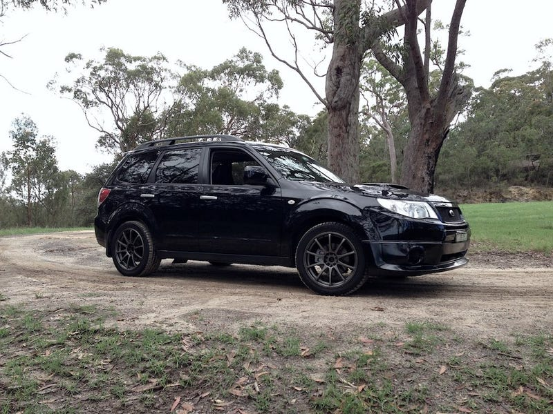 I would a Forester