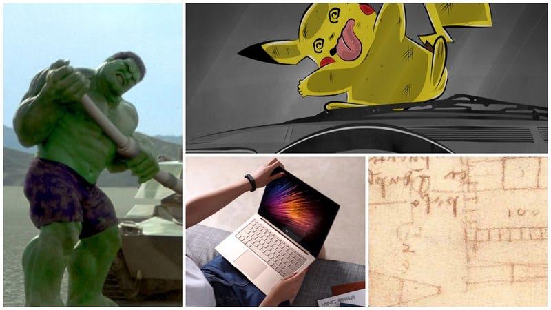 Illustration for article titled Las cucarachas, el bulldog, una ballena muy rara y los Pokémon invaden Lo mejor de la semana